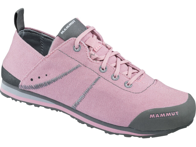 Mammut Sloper Low Canvas - Chaussures Femme - rose